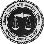 Moultrie County Circuit Court Judicial Seal