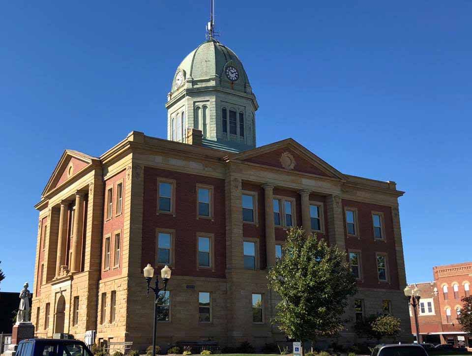 Moultrie County Courthouse